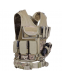 Жилет разгрузочный Rothco Cross Draw MOLLE Tactical MultiCam