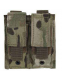 Подсумок Voodoo Tactical Double Pistol Mag MultiCam