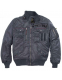 Куртка Alpha Industries Deflector Flight Steel Blue