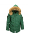 Куртка зимняя Alpha Industries Altitude Parka Gen I Forest Green