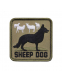 "Нашивка Rothco ""Sheep Dog"" Morale Patch"