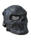 Маска защитная Kombat UK Skull Mesh Mask - Black