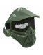 Маска защитная Kombat UK Full Face Mesh Mask - Olive Green