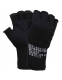 Перчатки шерстяные без пальцев Rothco Fingerless Wool Gloves Black