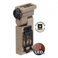 Фонарь тактический Streamlight Sidewinder LED Tactical Coyote