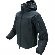 Куртка CONDOR SUMMIT Soft Shell Black