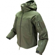 Куртка CONDOR SUMMIT Soft Shell Olive