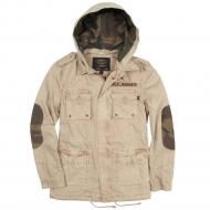 Куртка винтажная Alpha Industries McMillian Khaki