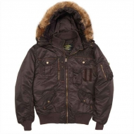 Куртка Alpha Industries Deflector Flight Brown