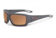 Очки противоосколчные ESS Credence (Gray Frame Mirrored Copper Lenses)