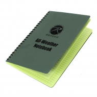 Блокнот Rothco All Weather Waterproof Notebook 15x20