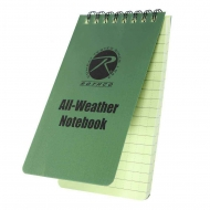 Блокнот Rothco All Weather Waterproof Notebook 8x13