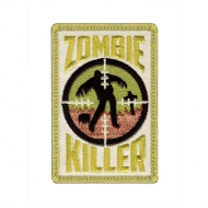 "Нашивка Rothco ""Zombie Killer"" Patch"