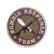 "Нашивка Rothco ""Zombie Response Team"" Patch"