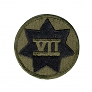 "Нашивка Rothco ""7th Corps"" Patch"