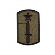 "Нашивка Rothco ""205th Infantry Brigade"" Patch"