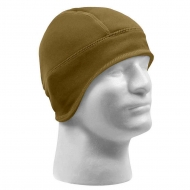 Шапка флисовая Rothco Arctic Fleece Tactical Cap/Liner Coyote