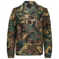Куртка милитари Alpha Industries F-2 French Deco Woodland