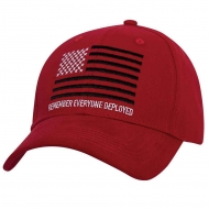Бейсболка Rothco R.E.D. Low Profile Cap