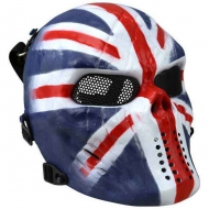 Маска защитная Kombat UK Skull Mesh Mask - UK