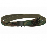 Ремень брючный Rothco Military Web Belts Woodland/OD