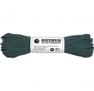 Корд Rothco Nylon Paracord Type III 550lb Hunter Green