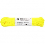Корд Rothco Nylon Paracord Type III 550lb Yellow