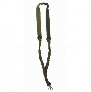 Ремень оружейный Voodoo Tactical Bungee Rifle Sling Olive