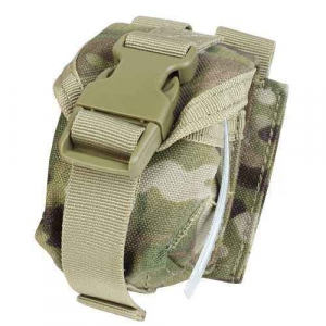 Подсумок Condor Single Frag Grenade MultiCam