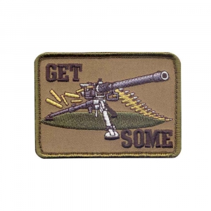 "Нашивка Rothco ""Get Some"" Patch"