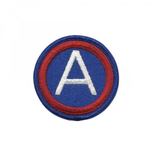 "Нашивка Rothco ""3rd Army"" Patch"