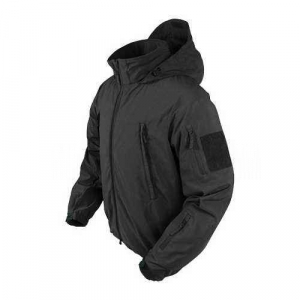 Куртка CONDOR SUMMIT Zero Lightweight Soft Shell Black