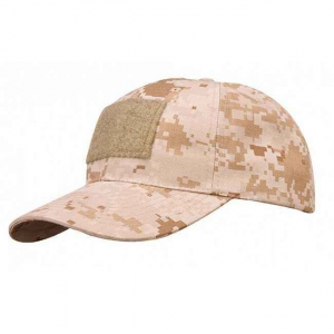 Бейсболка тактическая Propper™ 6-Panel Cap with Loop Desert Digital