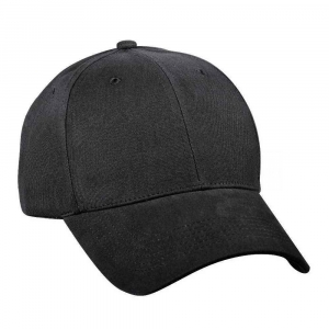 Бейсболка Rothco Military Supreme Low Profile Cap Black