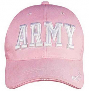 Бейсболка Rothco Delux ARMY Pink